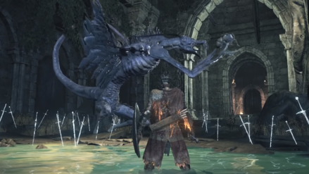 Dark Souls III muestra perturbador contenido eliminado, el juego iba a ser más oscuro