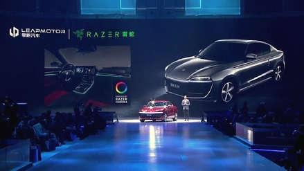 Razer anuncia autos con RGB