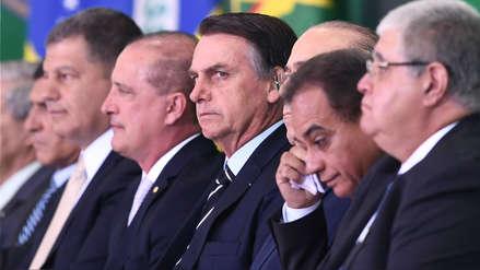 El Gobierno de Bolsonaro destituirá a los funcionarios con ideas