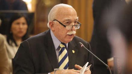 Carlos Tubino tras suspensión de acuerdo con Odebrecht: