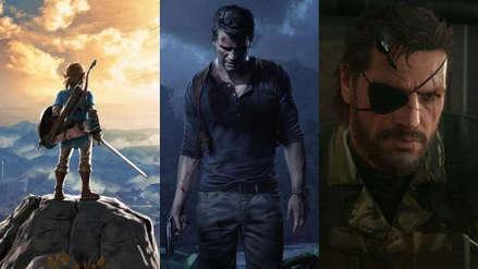 Estos son los videojuegos mejor valorados por la prensa especializada de los últimos cinco años