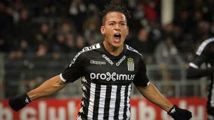 Cristian Benavente en la mira de club grande de la Liga de Bélgica