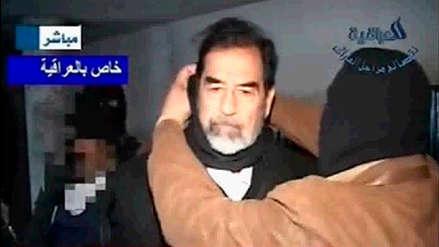 Estas fueron las últimas palabras de Saddam Hussein antes de ser condenado a la horca