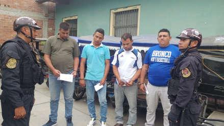 Chiclayo | Extranjeros arrastran y roban celular a joven contadora