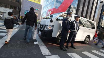 El autor del atropello en Año Nuevo en Japón planeaba quemar a una multitud