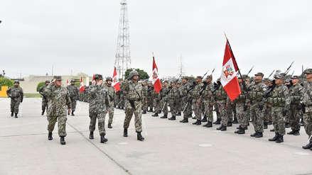 El Ejército reconoció a los nuevos mandos militares en el 'Pentagonito'