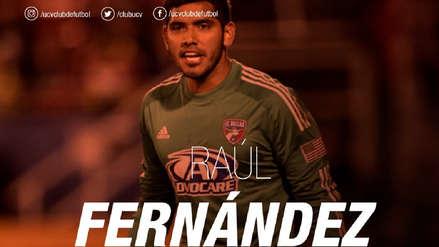 Se va a Trujillo: Raúl Fernández es el nuevo arquero de César Vallejo