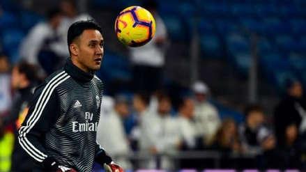 Keylor Navas no se va: renovó una temporada más con Real Madrid