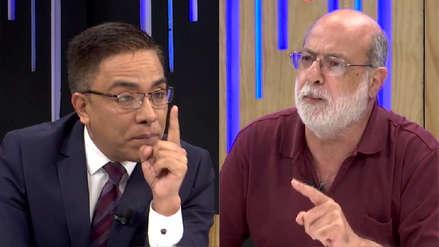 Congresista Roberto Vieira y Daniel Abugattás sostuvieron discusión por caso Odebrecht