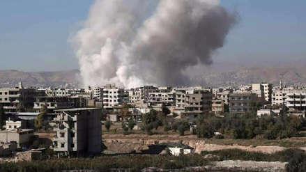 Mueren once civiles en Siria por un bombardeo de la coalición de EE.UU.