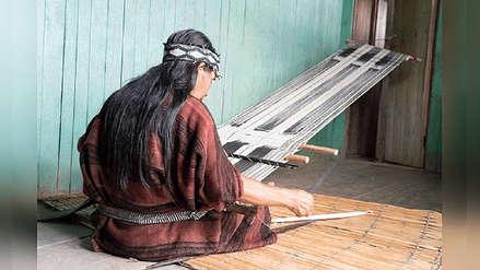 Mujeres emprendedoras del Bajo Urubamba resaltan la cultura ancestral y generan dinero para sus comunidades