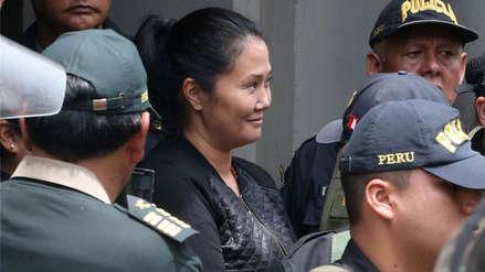 Keiko Fujimori | Las razones de la Sala para confirmar la prisión preventiva contra la lideresa de Fuerza Popular