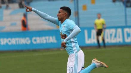 Sporting Cristal oficializó transferencia de Marcos López al San José Earthquakes de la MLS
