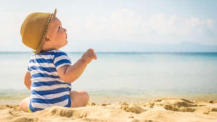 La exposición al sol daña la piel de los niños de forma permanente