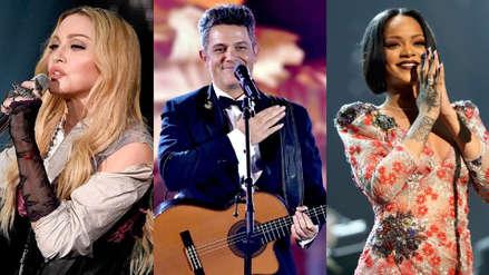 Madonna, Rihanna y Alejandro Sanz, esperados discos de 2019