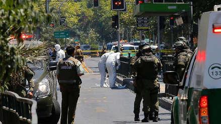 Chile   Explosión en paradero de Santiago deja al menos cinco heridos