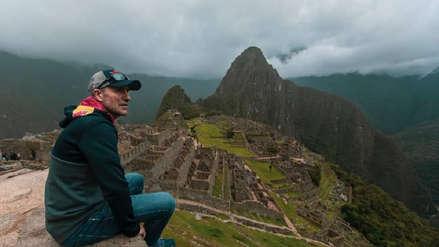 Stéphane Peterhansel visitó Machu Picchu antes de correr el Dakar 2019