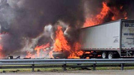 Cinco de los muertos en un accidente en Florida eran niños que iban a Disney
