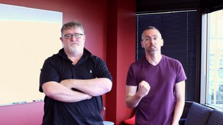 El guionista de Portal 2 y Half-Life 2 vuelve a la actividad en Valve