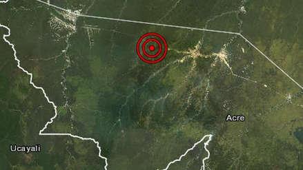IGP: Un fuerte sismo de magnitud 7.2 se sintió en Ucayali
