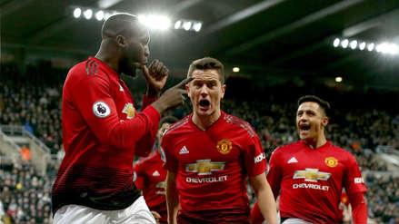 Manchester United sigue en racha y avanzó a la cuarta ronda de la Copa FA