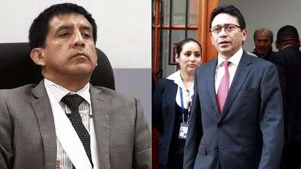 Abogado de Jaime Yoshiyama presentó recusación contra Richard Concepción Carhuancho