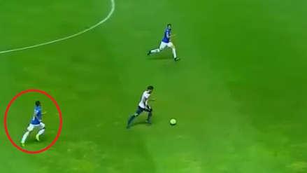 Yoshimar Yotún salvó a Cruz Azul con gran cierre en el partido ante Puebla