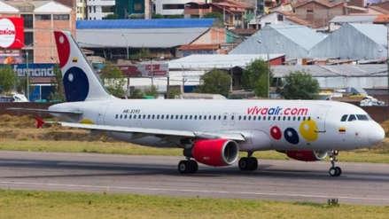 Indecopi ordenó reubicación de vuelos o devolución de dinero a pasajeros de Viva Air en Cusco