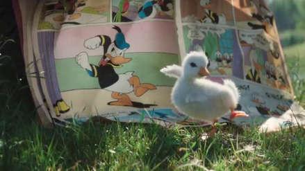 Disney: El tierno comercial del Pato Donald que conmueve al mundo entero [VIDEO]