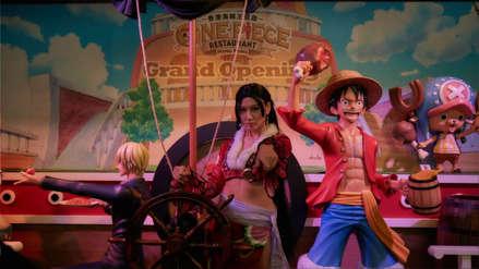 One Piece: Así es el restaurante temático de la serie en Hong Kong [FOTOS]