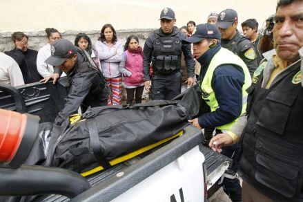 Toda una familia murió tras inhalar gas mientras dormían en Cusco