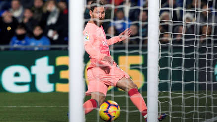 Barcelona vs. Getafe: así fue el primer gol de Lionel Messi en 2019 por la Liga Santander