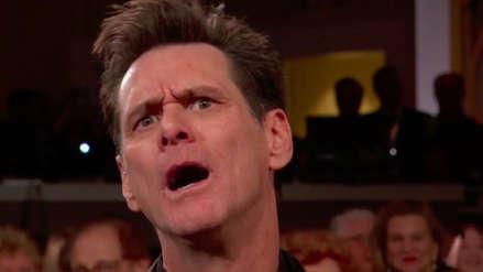 Globos de Oro 2019: Jim Carrey se roba el show tras ser