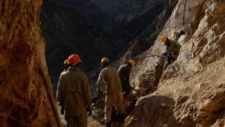 El colapso de una mina dejó al menos 30 muertos en Afganistán