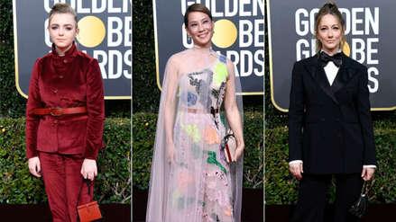 Globos de Oro 2019  Los peor vestidos de la alfombra roja  0dc317d0ce45