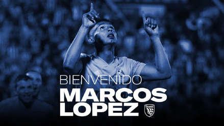 San José Earthquakes le dio bienvenida a Marcos López con emotivo video
