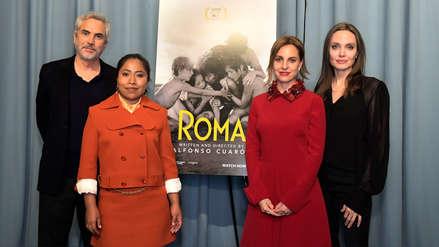 Globos de Oro 2019: Angelina Jolie vio