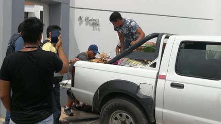 Incautan 750 kilos de droga en una vivienda en Trujillo