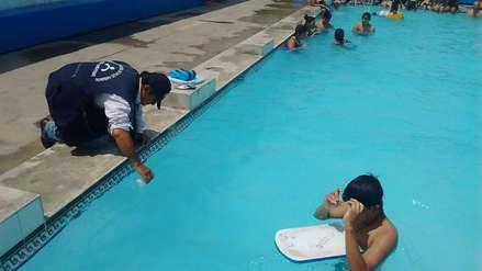 Lambayeque | GERESA supervisa piscinas para detectar presencia de