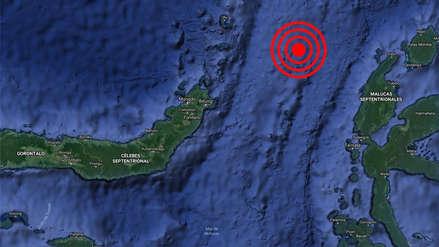Un sismo de magnitud 6.6 remeció el noroeste de Indonesia