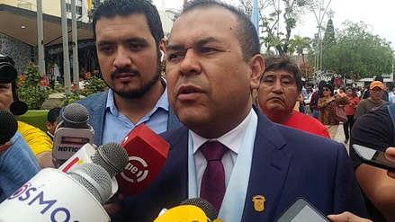 Alcalde de Chiclayo promete dejar limpia la