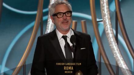 Globos de Oro 2019: Canción de Leo Dan sonó en la gala tras el triunfo de