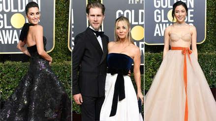 Globos de Oro 2019: Las actrices mejor vestidas de la alfombra roja [FOTOS]