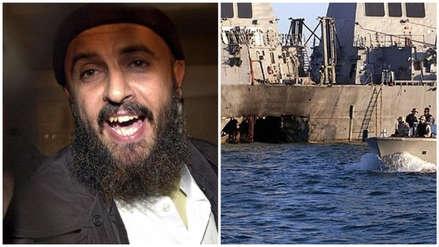 Trump confirmó la muerte de terrorista de Al Qaeda que lideró ataque contra un buque de la Marina