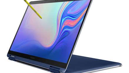 Samsung presenta la Note 9 Pro: la laptop-tablet que busca comodidad y elegancia