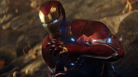 Robert Downey Jr. reveló la armadura que utilizará Iron Man en