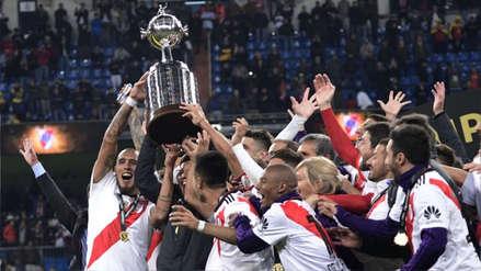 Campeón de la Copa Libertadores con River Plate se despidió del fútbol