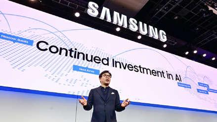 Samsung presentó el futuro de la vida conectada al internet durante el CES 2019