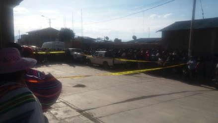 Muerte de toda una familia en Espinar puede tratarse de un suicidio