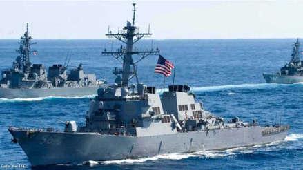 China detectó buque estadounidense en su mar y envió aviones y barcos de guerra